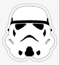 Trooper Minimal Sticker
