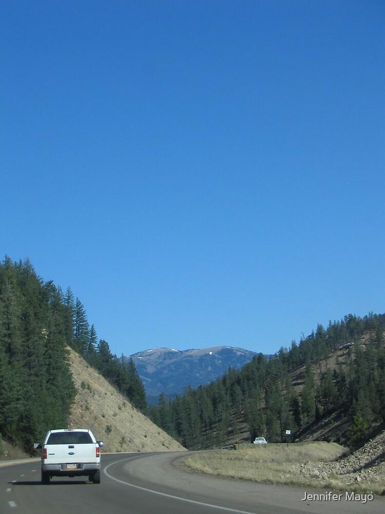 Road Trip by Jennifer Mayo