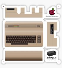 Commodore 64 Skin for the Premium case [Get the MEDIUM size] Sticker