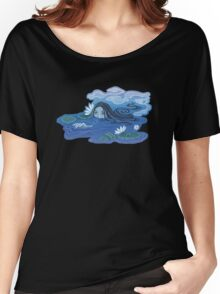 Asian water ghost Women's Relaxed Fit T-Shirt