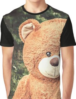 Bear in the Woods Graphic T-Shirt