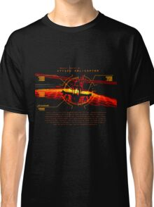 Attack Helicopter - Graphic Tee Classic T-Shirt