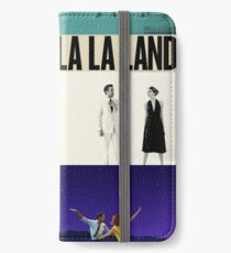 La La Land Posters Collage iPhone Wallet/Case/Skin