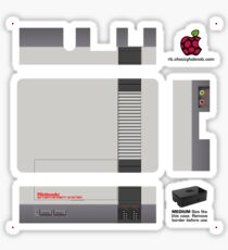 Nintendo Entertainment System Skin for the Premium case [Get the MEDIUM size] Sticker