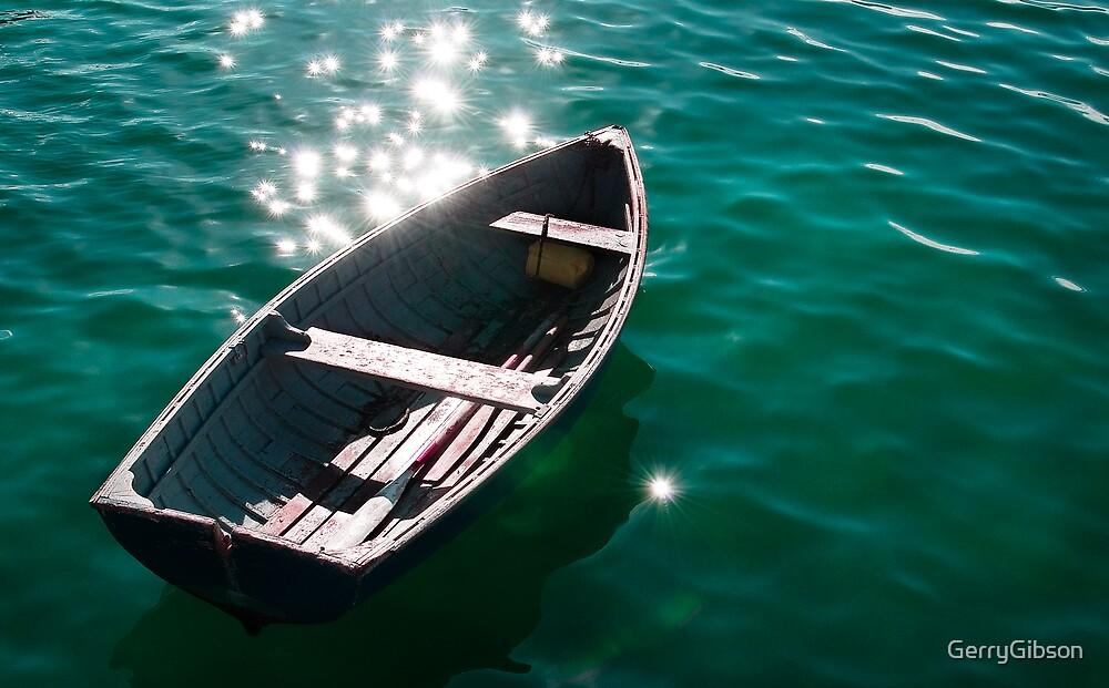 Little Boat by GerryGibson