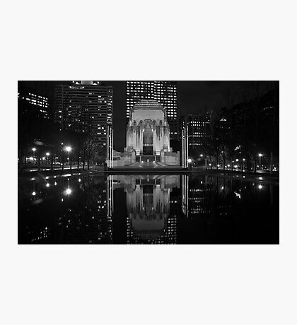 Anzac Memorial Photographic Print