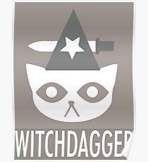 WITCHDAGGER Poster