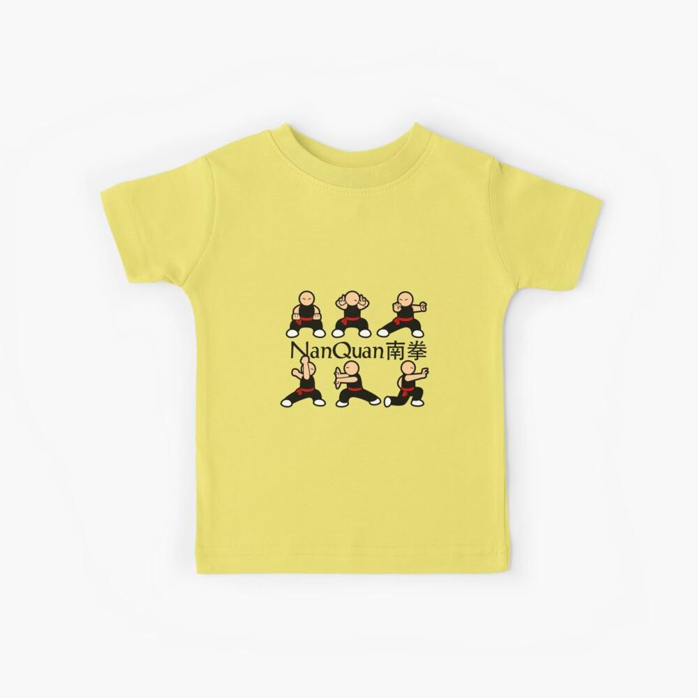 MiniFu: NanQuan Kinder T-Shirt