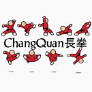 MiniFu: ChangQuan by Joumana Medlej