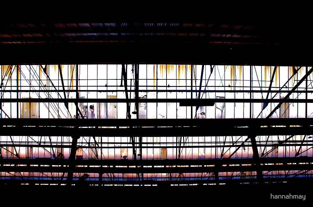 Factory Ceiling by hannahmay