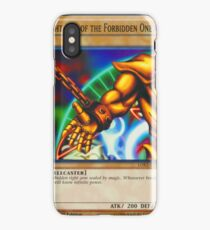 Right Arm Of The Forbidden One iPhone Case/Skin