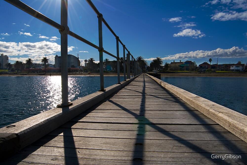 Pier by GerryGibson
