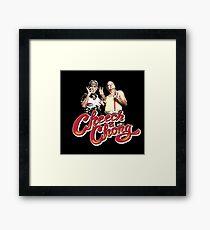 Cheech & Chong Framed Print