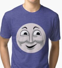 Thomas & Friends - Duck the Great Western (cheeky) Tri-blend T-Shirt