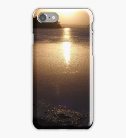 Lake Macquarie Sunset iPhone Case/Skin