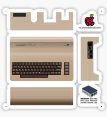 Commodore 64 Skin for Flirc case [Get the MEDIUM size] Sticker