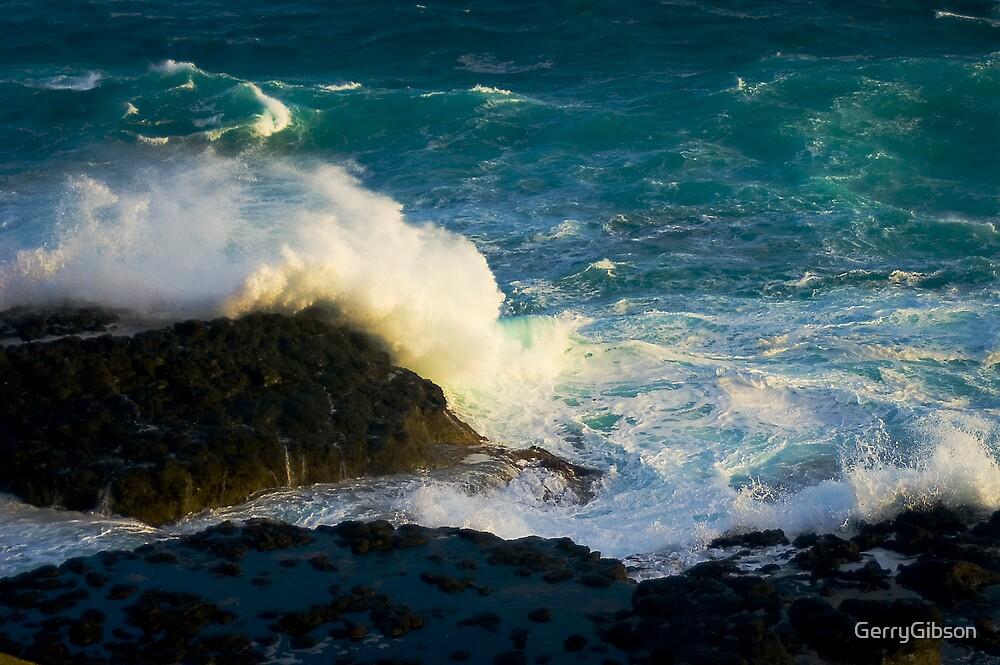 Phillip Island Rocks by GerryGibson