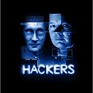 HACKERS - Graphic Tee by BarbwireCult