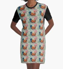 Artemis patiently waiting Graphic T-Shirt Dress