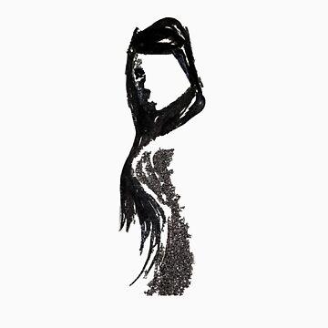 Girl in Black by tashaallen