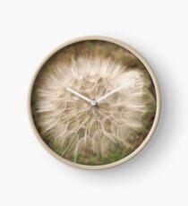 Dandelion head Clock