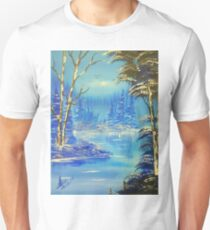Colours of Winter Unisex T-Shirt
