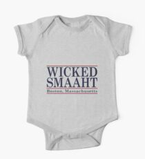 Wicked Smaaht Boston Bar Kids Clothes