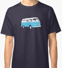 Bay Window Campervan Basic Colours (please see notes) Classic T-Shirt