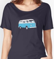 Bay Window Campervan Basic Colours (please see notes) Women's Relaxed Fit T-Shirt