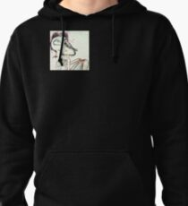 Reptilians come from mars Pullover Hoodie
