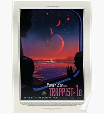 Planet Hop from Trappist-1e Poster