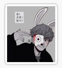 Killer JK Sticker