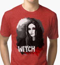 WITCH Tri-blend T-Shirt