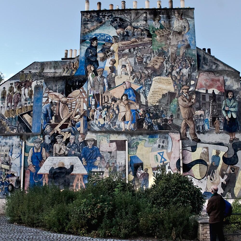 Ultimate Urban Art by Chris Clark