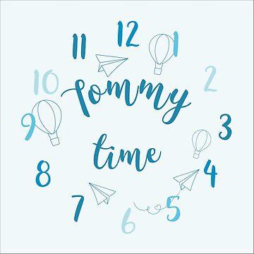 Tommy time by mirkobenedetti