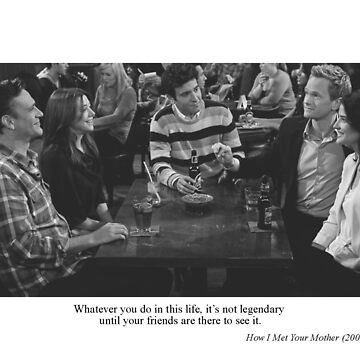 How I Met Your Mother by dictionaried