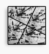 DAMAGED Canvas Print