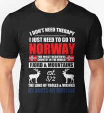 Norway Norway Love T-Shirt