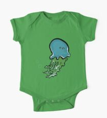 bored jellyfish One Piece - Short Sleeve