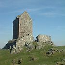 Smailholm Tower3 by Martin Campbell