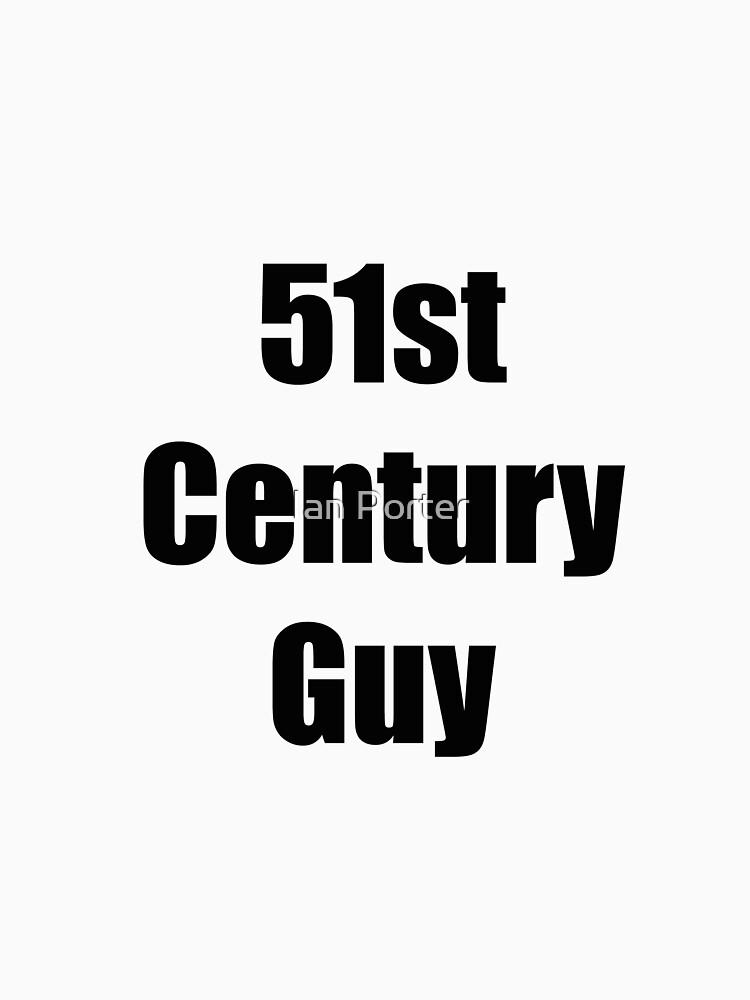 51st Century Guy by procrest