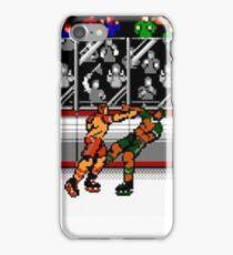 Hockey Fight 2 iPhone Case/Skin