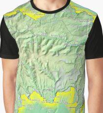 North York Moors National Park Graphic T-Shirt