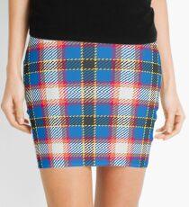 Clan Gearloose Tartan Mini Skirt