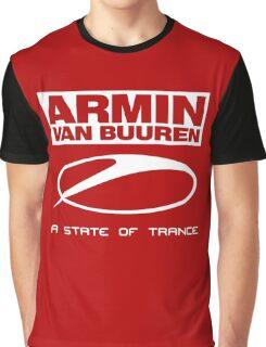 Armin van Buuren A State Of Trance Graphic T-Shirt