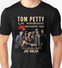 Tom Petty with Special Guest 40th Anniversary Tour 2017 ADR04 T-Shirt