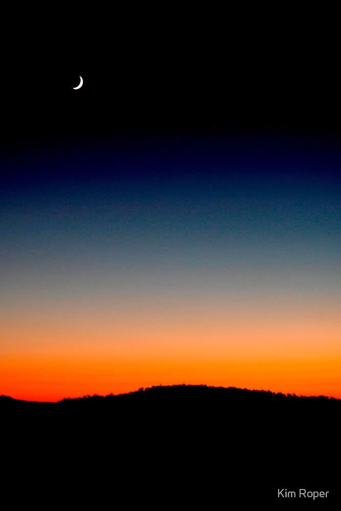 Portrait of Dawn  by Kim Roper