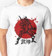 God of military arts Unisex T-Shirt