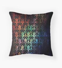 221B Galaxy Throw Pillow