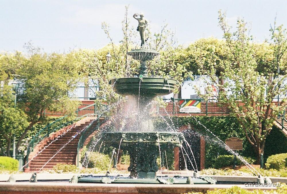 Fountain by cmrakestraw